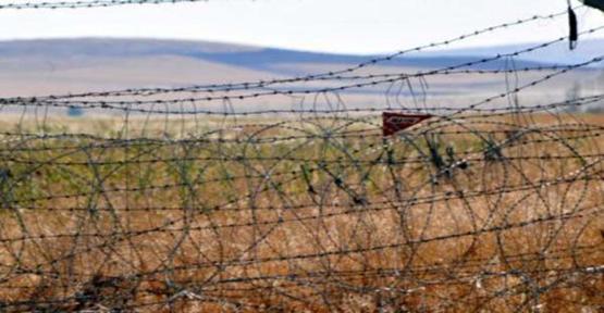 Suriye sınırdan ateş açıldı