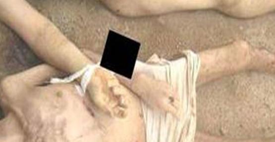 Suriye'den şok eden fotoğraflar