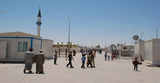 Suriyeli Müfettişten Türkiye'ye Teşekkür