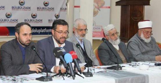 Suriyeli Muhalif Âlimler İstişare Toplantısı  düzenledi.
