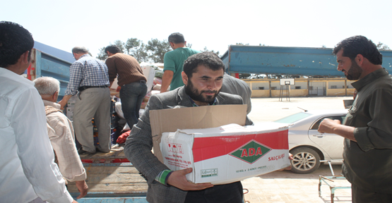 Suriyeliler Yardım