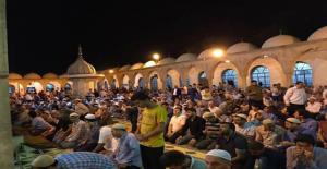Urfa'da Kadir Gecesi Coşkusu