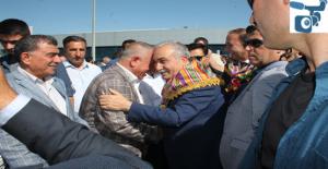 Urfa'da Fakıbaba İzdihamı