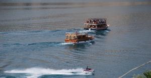 Sakin Şehre Turist Akını