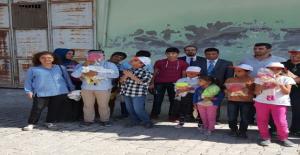 Eyyübiye Gıda Tarım ve Hayvancılık İlçe Müdürlüğünden Anlamlı Proje