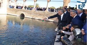 Gül'e Urfa cigeri ikram edildi