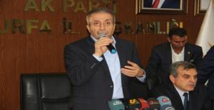 AK Parti Genel Başkan Yardımcısı...