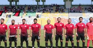 Karaköprü 1-1 Adliyespor