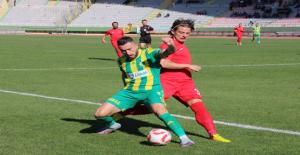 Şanlıurfaspor 2- 1 Bugsaşspor