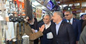 Bakanlar Fakıbaba ve Arslan Esnafı...
