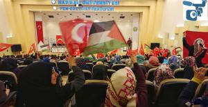 Gençlik Merkezi İslam'ın Harem-i İzzeti Kudüs konulu panel düzenledi.