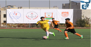 Liseler Arası Spor Turnuvası Başladı