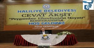 Prof. Dr. Cevat Akşit, Peygamber Efendimizin Hayatını Anlattı