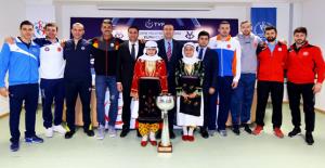 Urfa'da Voleybol finalleri başlıyor