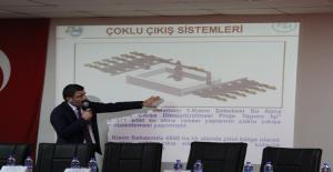 Ankara'dan Gelen Heyet Şanlıurfa'da Çiftçilerle Buluştu.