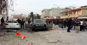 Hatay'ın Reyhanlı ilçesine 3 roket atıldı, 1 Ölü, 32 Yaralı