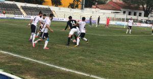 Karaköprü Aydın'ı 4-1 mağlup etti