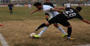 Karaköprü Payasspor'ı 1-0 mağlup etti