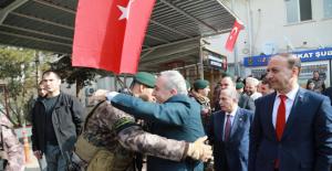Şanlıurfa Özel Harekat Afrin'e gidiyor!