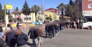 Urfa'da Terör Operasyonuna 10 Tutuklama