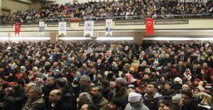 Urfa'da TOKİ kura heyecanı