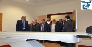 Urfa'da PET/CT cihazı ve Sintigrafi Ünitesi Hizmete Girdi