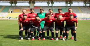 Karaköprü Kızılcabölükspor'a 3-1 mağlup oldu