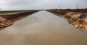 Saniyede 40-45 Metreküp Su Boşa Akıyor
