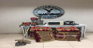 Şanlıurfa'da 3 Hırsız Yakalandı