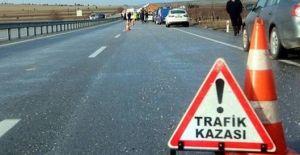 Urfa'da kamyon motosiklet ile çarpıştı, 1 ölü