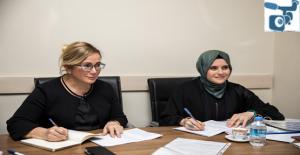 Güven, AK Parti Şanlıurfa Kadın mülakatlarına katıldı