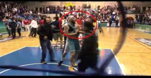 Haliliye Basketbol Takımına Deplasmanda Çirkin Saldırı
