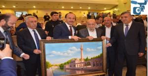 Harran İlahiyattan Halil Günenç...