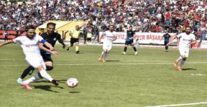 Karaköprü Uşakspor'a 1-0 yenildi