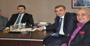 Şanlıurfa AK Parti İl Başkanı...