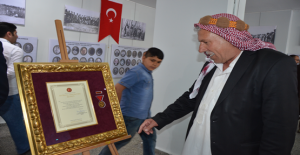Şanlıurfa İstiklal Madalyası Halkın Ziyaretine Açıldı