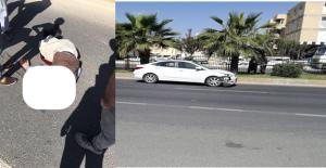 Urfa#039;da trafik kazası, 1 yaralı