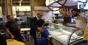 Başkan Demirkol, Sahur Vaktinde Vatandaşlarla Bir Araya Geldi
