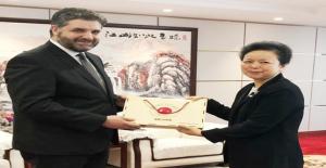 Büyükelçi Önen'in, işbirliği toplantıları sürüyor