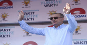 Erdoğan, Şanlıurfa'ya Son 16 Yılda 43 Katrilyon Yatırım Yaptık