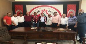 Karaköprü Belediyespor'dan Üç İmza Birden