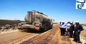 Kırsal Yollar Karayolları Standartlarına Getiriliyor