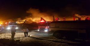 Urfa OSB#039;de Yangın