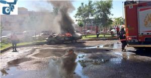 Şanlıurfa'da İtfaiyeden Yangın ve Kurtarma Tatbikatı