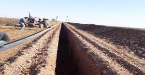 Yatırımlarla Bölgedeki Tarımsal Faaliyetler Gelişti