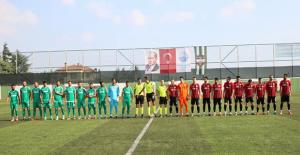 Karaköprü Tepecikspor'a 2-0 Mağlup Oldu