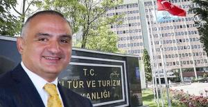 Kültür Ve Turizm Bakanı Mehmet Nuri Ersoy Şanlıurfa'ya Geliyor