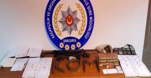 Şanlıurfa'da Tefeci Operasyonu: 15 Gözaltı