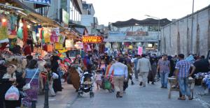 Urfa'da Okul Alışverişi Başladı