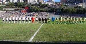 Zonguldak Kömürspor 0-1 Şanlıurfaspor